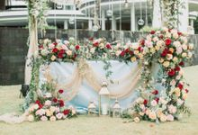 Wedding Richard & Tania by Red Gardenia