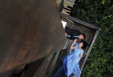 Prewedding Moment of Andreas & Joanna by Retro Photography & Videography