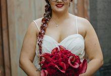 Anastasia Corey at Kamuela Villas & Suites Sanur by Red Gardenia