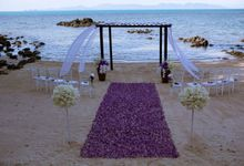 Destination Wedding by Take us to Thailand