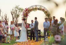 Colorful Day For Jess & Jack by Tugu Hotels