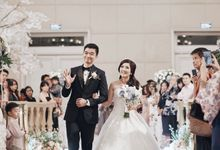 Afrianto & Anne at The Springs Club by She La Vie Organizer & Decoration