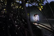 Prewedding Moment of Liu Yi & Prilly (Session 1) by Retro Photography & Videography
