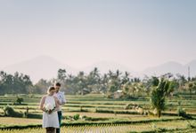 Lara and Patric Wedding by Alila Ubud