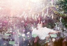 Korea Pre-Wedding Photoshoot - Studio 12 by Willcy Wedding by Willcy Wedding - Korea Pre Wedding