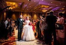 Andrew & Lia Wedding by Classy Decor