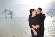 Prewedding Moment of Rega & Tika by Retro Photography & Videography