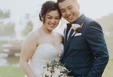 Yosua & Laura Wedding by Tefillah Wedding