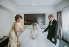 Wedding of Alfin and Hana by Le Méridien Jakarta