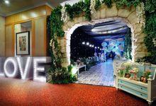 Wedding Images of The Ritz-Carlton Jakarta, Mega Kuningan by The Ritz-Carlton Jakarta, Mega Kuningan