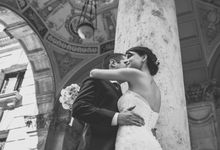 City Wedding by United Photographers