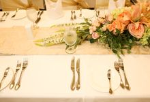 MERCANTILE PENTHOUSE WEDDING by MERCANTILE PENTHOUSE WEDDING