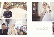 Wedding Tradtional Dewi-Valdy by 3ha Photo
