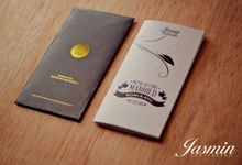 romi & ayu by Jasmin Invitation