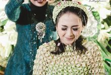 WEDDING CHICA DHITO 2018 by Yasra Kebaya