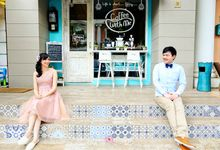 Pre-Wedding of Wendy & Helen by Starlite Photography