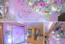 Wedding at Shangri La Hotel Kuala Lumpur by ZURIEE AHMAD CONCEPTS SDN BHD