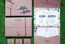 ALDO & AGNES by YOE'S CARD