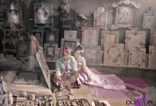 Pre Wedding In Blanco Museum by Duwurstudio Bali