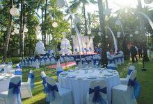 Dinner Reception at Kayumanis Jimbaran by Kayumanis Private Villa and Spa