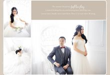 Love Is Patient , Love Is Kind ❤ by Gorgeous Bridal Jakarta