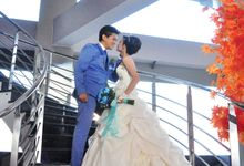 The Wedding Stevan & Sherly by Zandrew Videography