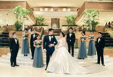 The Wedding Of Daniel & Grace by Finest Organizer