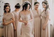 The Wedding of Effendy and Felicia by Costes Portrait