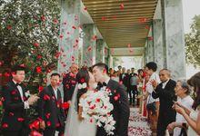 The Wedding of Denny & Maureen by BDD Weddings Indonesia