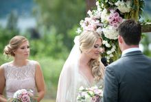 Orchard Wedding by Tara Whittaker Photography
