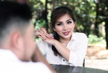 Prewedding Moment of Rocky & Ria by Retro Photography & Videography