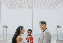 The Wedding of Lindsay & Aston by Varawedding