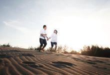 Prewedding Moment of Maraden & Sinta (Part 1) by Retro Photography & Videography