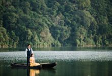 Andri & Marcella Love Story by Hope Portraiture