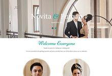 Wed Day by Tukar Cincin Invitation