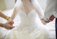 Wedding Celebration of Chris & Valerie by John Lim Photography