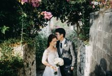 The Wedding of Brandon & Jie Yi by The Right Two