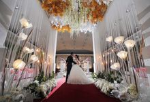The Moment in Wedding of Denny & Yulia by Retro Photography & Videography