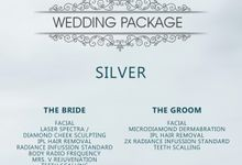 Wedding Package by The Clinic Beautylosophy