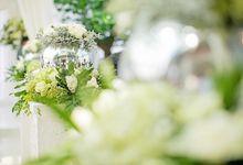 Hendra & Anita Wedding by Classy Decor