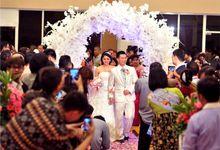 Wedding Day Ferdy & Novi by La Rose Organizer