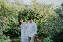 MAYUN & DIAH PREWEDDING IN BALI by Pixamore