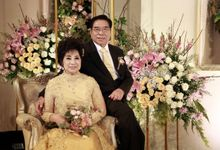 The 50th Wedding Anniversary of Mr Yusuf and Mrs Foe Sioe Lan by Poise Management