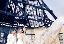Prewedding at Kota Tua by Michelle Bridal