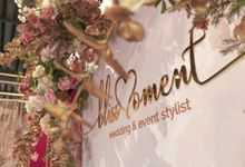 TCE Feb 2020 Wedding Expo_Modern Oriental by Blissmoment