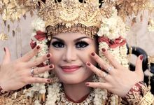 Palembang Traditional Weddings by Video Art