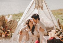 Bohemian Beach Picnic Styled Shoot by I Do For You