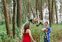 woods & trees continue by P.S. I Love You Event Styling and Wedding Coordination