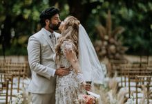 Summer & Pedro Castle Wedding by Fashion Moments Eventos
