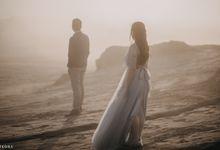 Erik & Patricia Bromo Prewedding by Teora Photography